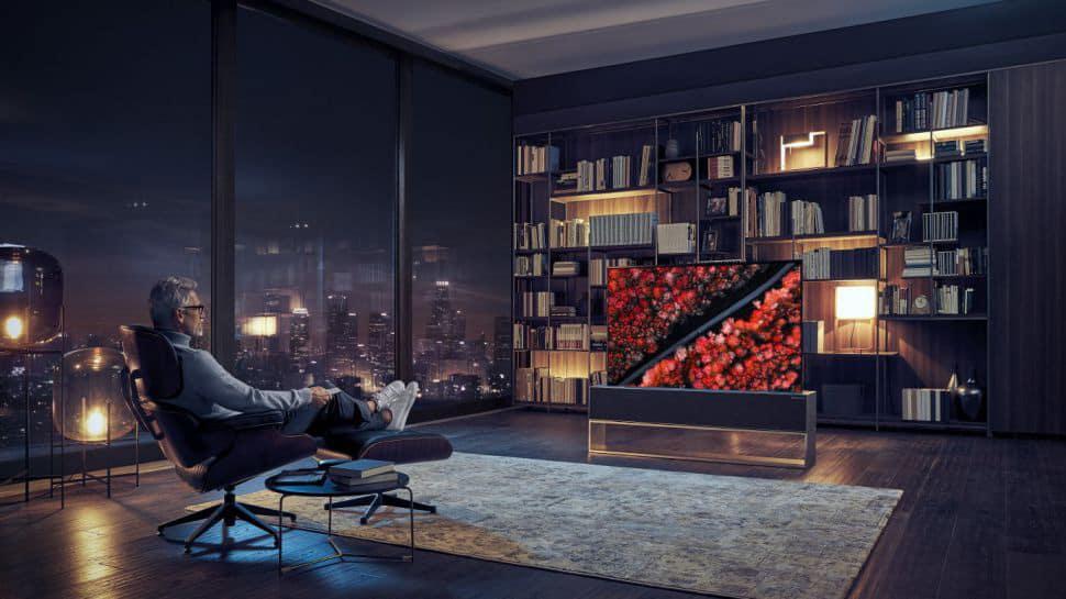 Η πρώτη OLED τηλεόραση στον κόσμο που…εξαφανίζεται!