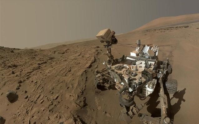Νέες εντυπωσιακές εικόνες από τη τελευταία αποστολή στον πλανήτη Άρη