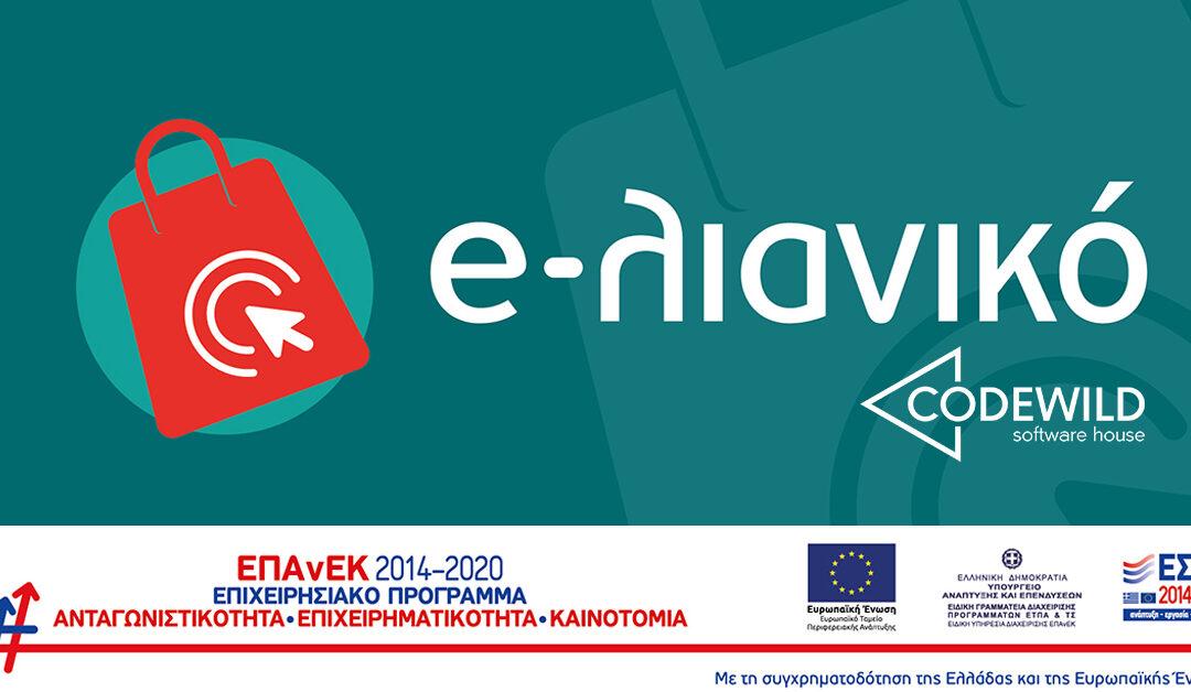 Επιδότηση e-shop 100% έως 5.000€ (ΕΣΠΑ)